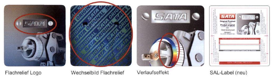 SAL Label