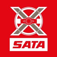 Neu!! Die Düsenfinder APP von SATA
